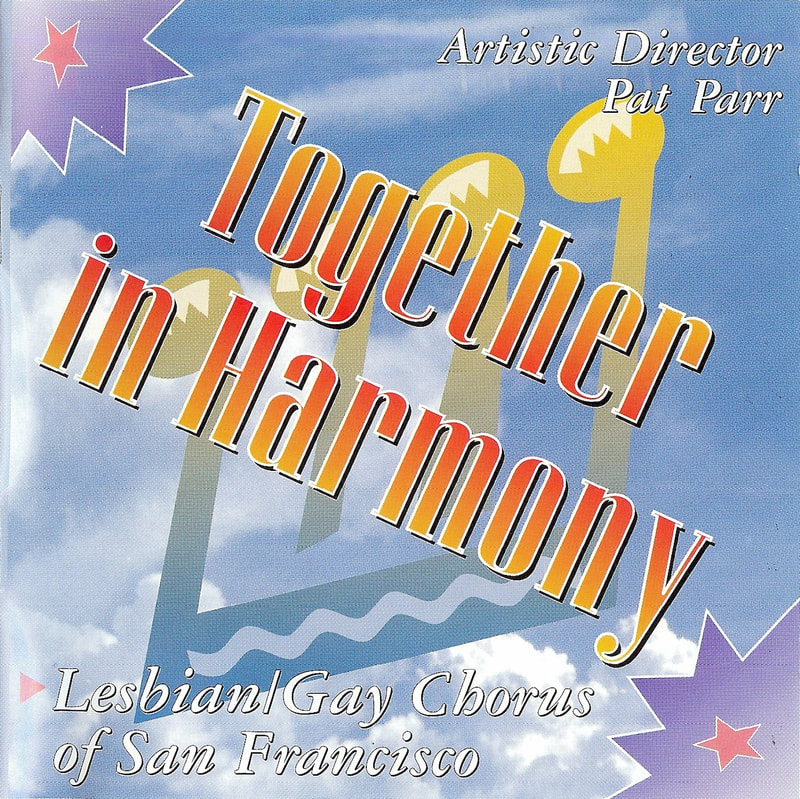 Together in Harmony CD - front