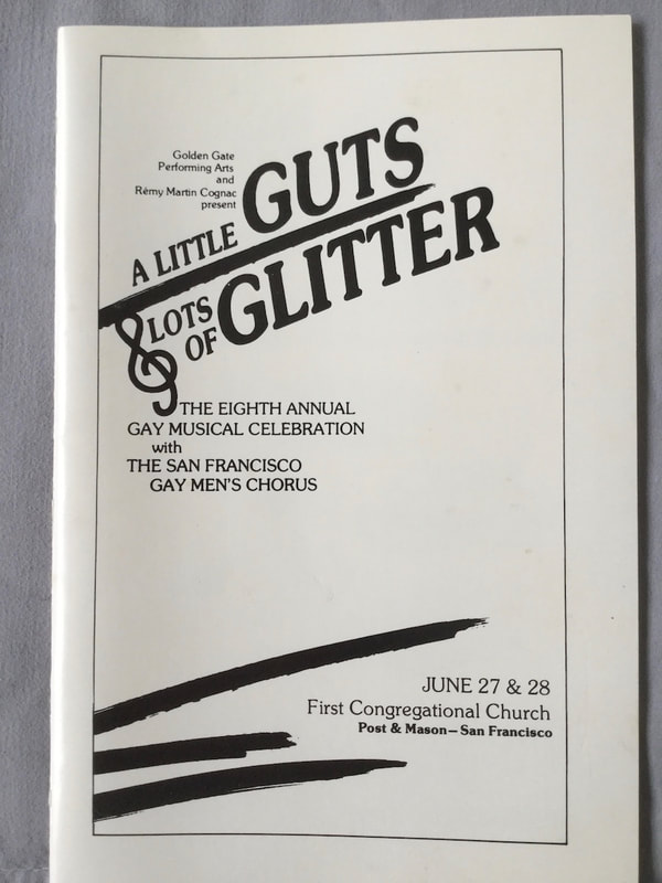 A Little Guts & Lots of Glitter program