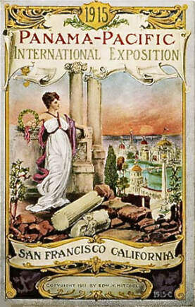 Panama-Pacific International Exposition poster